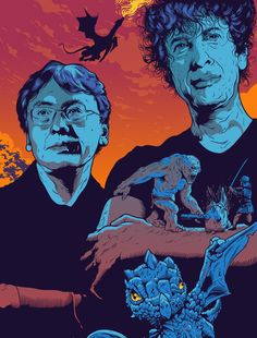 """Let's talk about genre"": Neil Gaiman and Kazuo Ishiguro in conversation"