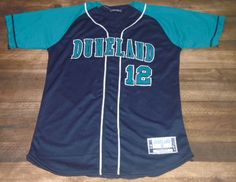 Check out this custom jersey designed by Duneland Baseball and created at Blythe's Athletics in Valparaiso, IN! http://www.garbathletics.com/blog/duneland-baseball-custom-jersey/ Create your own custom uniforms at www.garbathletics.com!