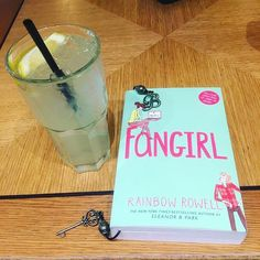 Book Review: Fangirl by Rainbow Rowell | Fire Berry