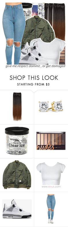 """💦I Don't Want Yo Bvtch Cause She Ain't Nothing But A Nut To Me💦"" by babygirl-10 ❤ liked on Polyvore featuring Duffy and NIKE"