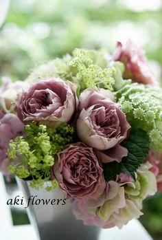 『美しいバラ』