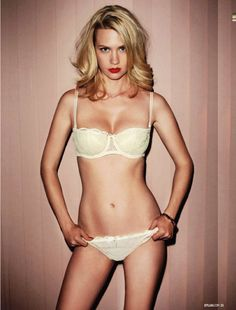 girl crush - january jones from mad men
