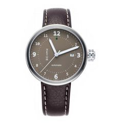 Xetum watches -- Brown Stinson Swiss automatic watch