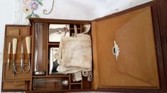 Antique mens' Vanity Case and Evening Dress Attire, Grooming and Accessories dated 1880 to 1910, Titanic Cruise Maybe. by NanaBarbarastreasure on Etsy