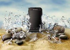 Motorola Defy Mini (XT320). Resistente y accesible.