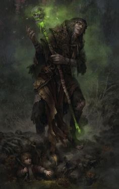 Dark, Fantasy, and Surreal Artwork from Deviant Artists High Fantasy, Fantasy Rpg, Medieval Fantasy, Dark Fantasy Art, Fantasy Wizard, Dark Art, Dnd Characters, Fantasy Characters, Character Portraits