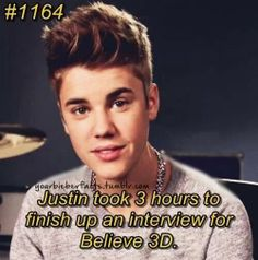 #Bieberfacts  and I'm definitely going to see it, yes!