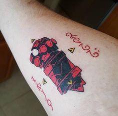 Right hand of doom I Tattoo, Cool Tattoos, Awesome Tattoos, Hellboy Tattoo, Comic Book Artists, Comic Books, Tattoo Designs, Tattoo Ideas, Book Images