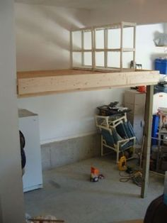 Attrayant Garage Remodel On Pinterest | Garage Loft, Garages And Garage Storage