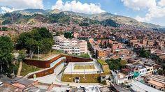 Medellín, transformaciones a través del espacio público.