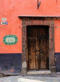 San Miguel de Allende. México. By Vilhelm Sjostrom
