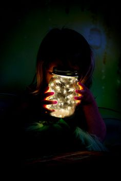 Princess Fairy & Fireflies Photography