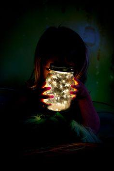 Princess Fairy & Fireflies Photography