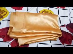 How to stich plates in saree without belt - YouTube
