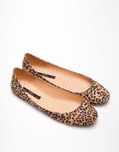 Bailarina BSK leopardo
