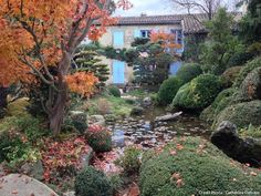Jardin Borja, miroir d'eau