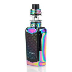 The Species Kit by SMOK with OLED Color Touch Screen will ease your use. Paired with Baby for enjoying the true flavor of Species kit.