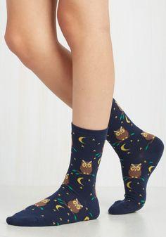 Knock Nocturnal Socks