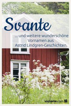 Astrid Lindgren hat nicht nur jede Menge Klassiker  verfasst, sondern auch sehr hübsche Vornamen für ihre Figuren ausgewählt. Du bist auf der Suche nach einem schwedischen Vornamen aus Deinem liebsten Kinderbuch? Hier findest Du garantiert etwas Passendes!