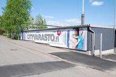 1 visitor has checked in at Cityvarasto Järvenpää. Helsinki, Four Square