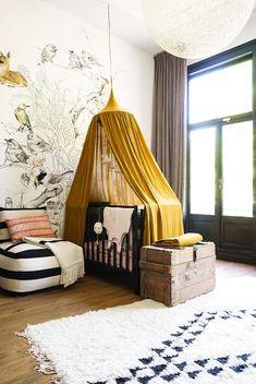 Binnenkijken in Leiden.... | &stijl Baby Boy Nurseries, Kidsroom, Hanging Chair, Kids Bedroom, Baby Room, Leiden, Toddler Bed, Nursery, Interior