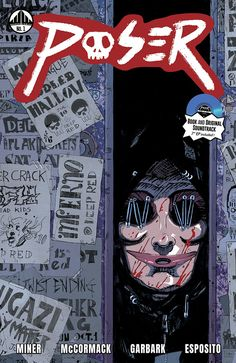 Poser #1 Review: Punk Anarchy Meets Slasher Flick