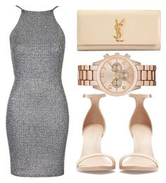 """""""Happy Late New Years you guys!"""" by bria-myell ❤ liked on Polyvore featuring Oh My Love, Zara, Mossimo and Yves Saint Laurent"""