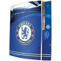 Chelsea F.C. PS3 Console Skin