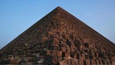 PIRÁMIDE. De Keops en Giza, Egipto (AP/Nariman El-Mofty/Archivo).
