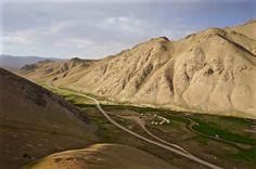 Road to Tash Rabat, Kyrgyzstan trueworldtravels.com