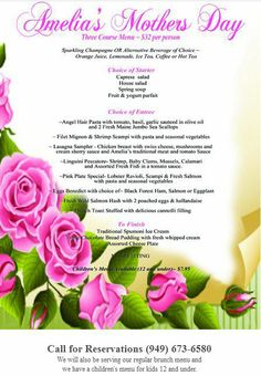 This board has several different menus and dining options throughout Orange  County California for Mother s DayMother s Day  dining deals  mom  mother s day 2015  gift ideas  . Orange County Dining Deals. Home Design Ideas