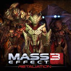 mass effect | Mass Effect 3: Retaliation Multiplayer DLC | BioWare Blog