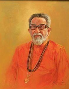34 Best Balasaheb Thakre Wallpaper Images In 2020 Photo Bal Thackeray Image