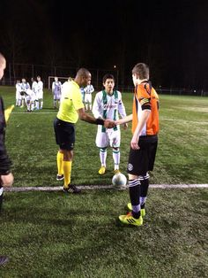 Drachtster Boys B1 - FC Groningen B1