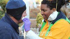 Hurricane Sandy Relief Efforts - World Mission Society Church of God