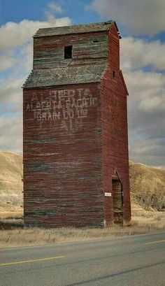 The Alberta Pacific Grain Company ~ Located in Dorothy, Alberta, Canada ~
