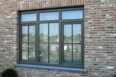 pvc ramen en deuren   aluminium ramen en deuren   houten ramen en deuren   Gent Evergem