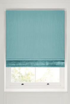 Inspirational Buy Plush Band Roman Blind from the Next UK online shop