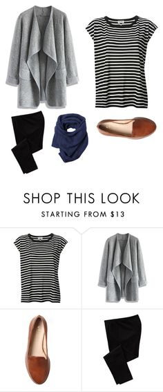 """lazy day outfit 2"" by jessica-rose-lentz on Polyvore featuring Yves Saint Laurent, Chicwish, Office, Old Navy and Toast"
