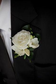 Wedding Flowers, Bridal Bouquet, Cake Flowers, Reception Ceremony Flowers, Button Holes - Buttonholes Corsages Gallery - Always Fabulous Flowers