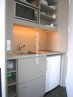 Paris Appartement Studio Saint Germain Des Pres - Invalides rue de Grenelle - Ref : 6218