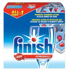 Finish All-in-One Dishwasher Detergent Powerball Tablets, Fresh Scent 54 Count Dishwasher Tabs, Dishwasher Detergent, Dishwasher Cleaner, Dish Detergent, Power Out, Power Balls, Home Bar Furniture, Deep Cleaning, Health And Beauty