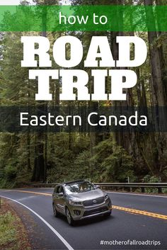 Follow us on phase 1 of our epic road journey which covers Eastern Canada. If you're thinking of road tripping Eastern Canada, this is the post you want to read.