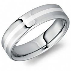 Crown Ring - Collections Alternative Metal Tungsten Carbide Tu 0119 Si