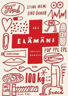 """""""Potilaalla todettu syntymä"""" – lääkärikielestä tuli runoteos. Sairaalan kielipalveluissa työskennelleet Stina Niemi ja Aino Öhman huomasivat potilastekstien runollisuuden – mutta myös niiden ongelmat."""