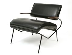Dan Johnson Lounge Chair | Red Modern Furniture