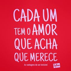 "@instabynina's photo: ""Valorize-se! ❤️ #frases #amor #relacionamentos #instabynina"""