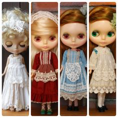 HANON Dress archive 2012