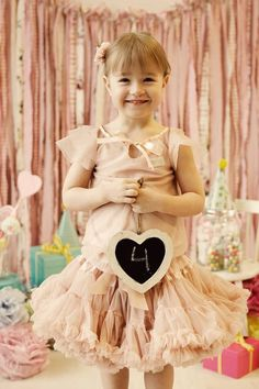 DOLLY by Le Petit Tom ® DOROTHY in the land of DOLLS pettiskirt ballet pink - DOLLY by Le Petit Tom ®