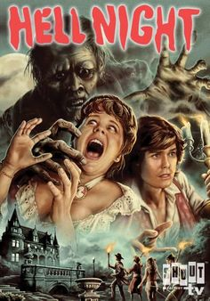 Horror Movie Characters, Horror Movie Posters, Movie Poster Art, Horror Movies, Sf Movies, Blu Ray Movies, Teen Witch, Cinema, Movie Titles